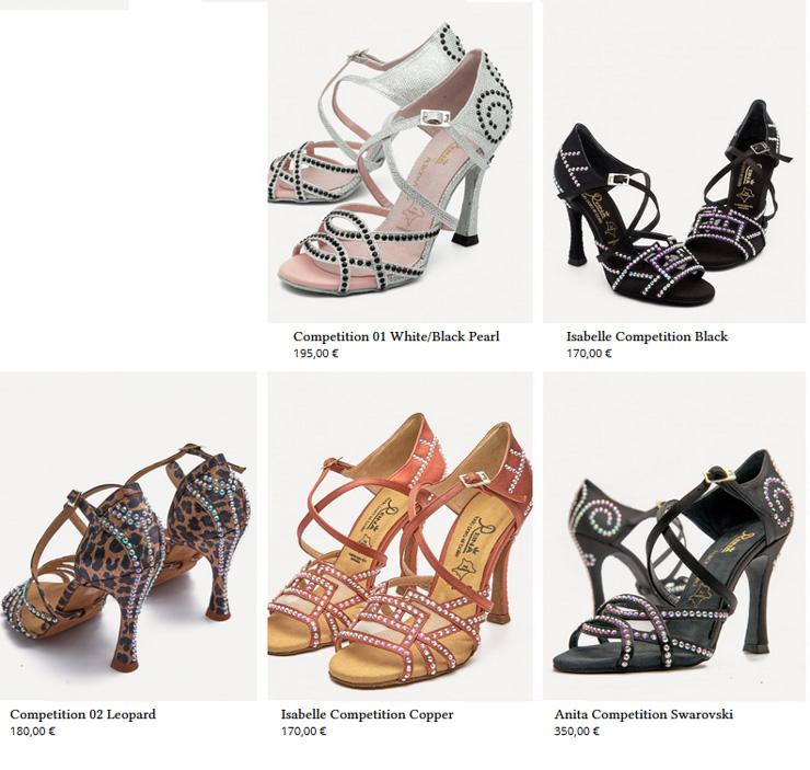 7d3ce58b55 Zapatos de baile de mujer REINA Competición