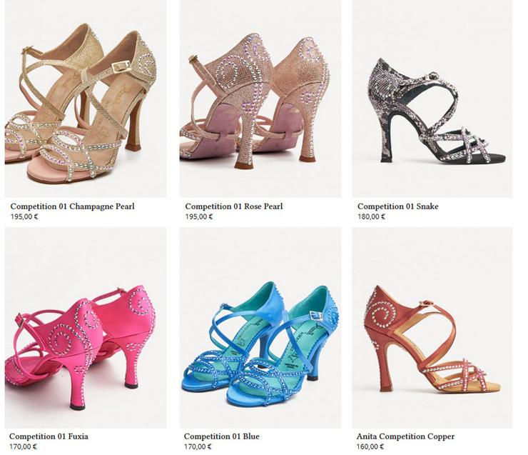 Baile Zapatos Competición Reina De Mujer kPuOXZi