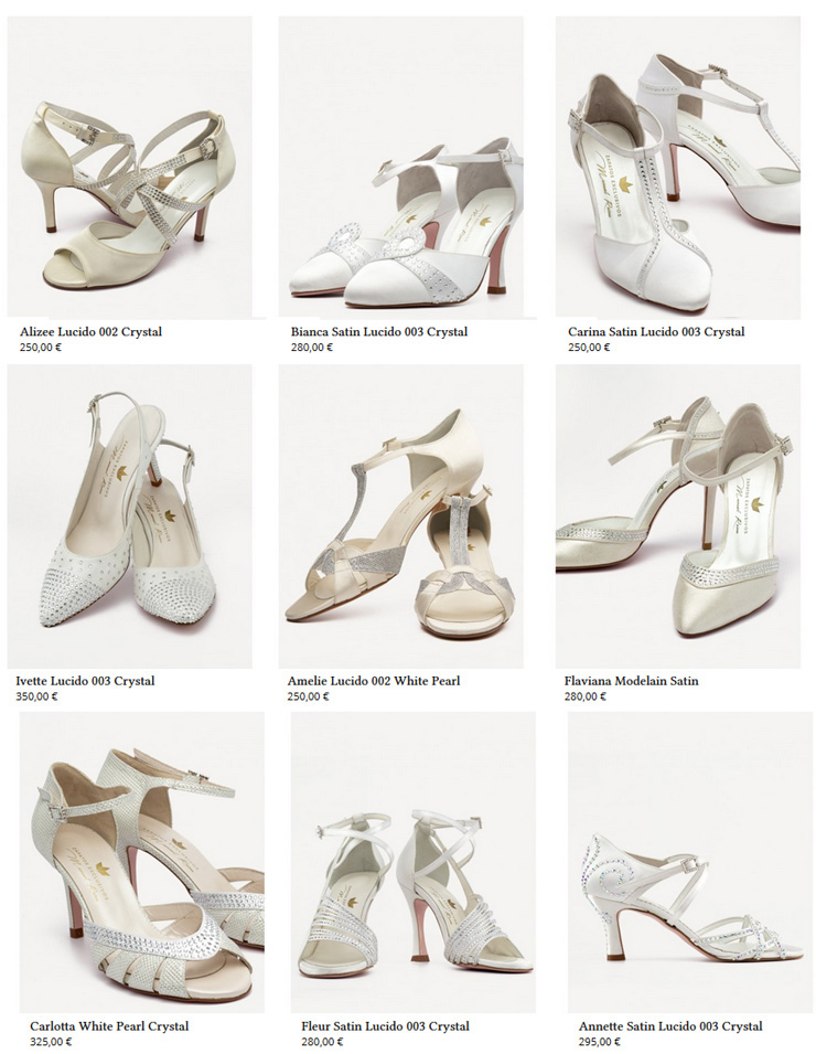 3c04b2864a Zapatos de baile de mujer REINA NOVIAS